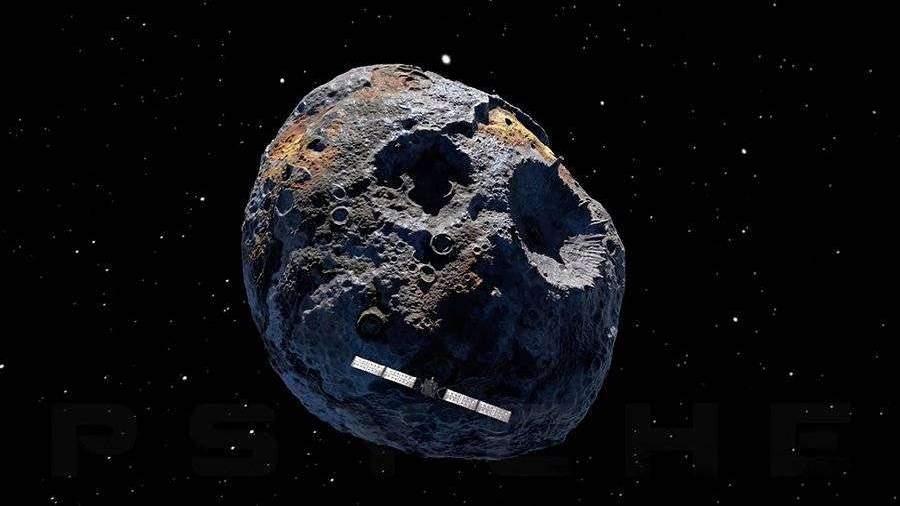 Астероид размером с три футбольных поля пролетит рядом с Землей 6 июня
