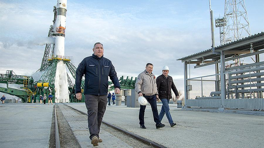 Рогозин заявил о создании в «Роскосмосе» профильных холдингов