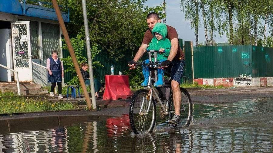 Ученые предупредили о риске подтоплений в шести регионах России