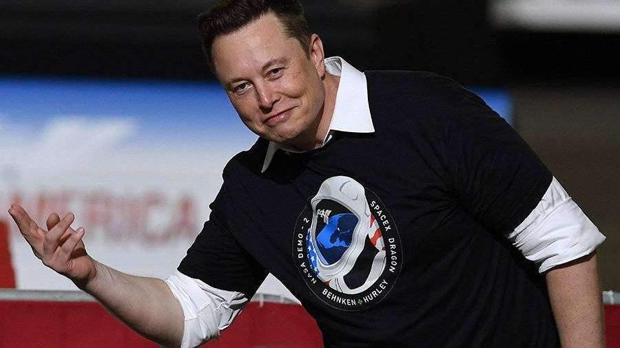 Маск отреагировал на статью Рогозина о запуске Crew Dragon