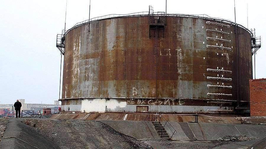 Начальника цеха ТЭЦ-3 в Норильске задержали после разлива топлива