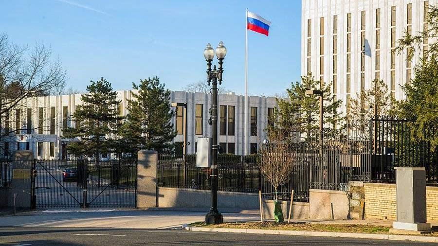 Посольство РФ призвало власти США не бороться с российской вакциной
