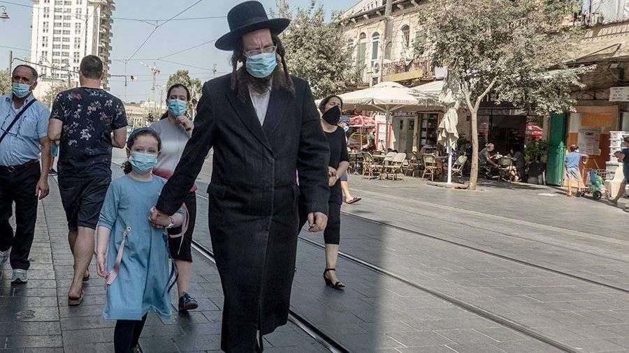 Израиль вернул всеобщий карантин из-за коронавируса | Новости | Известия |  18.09.2020