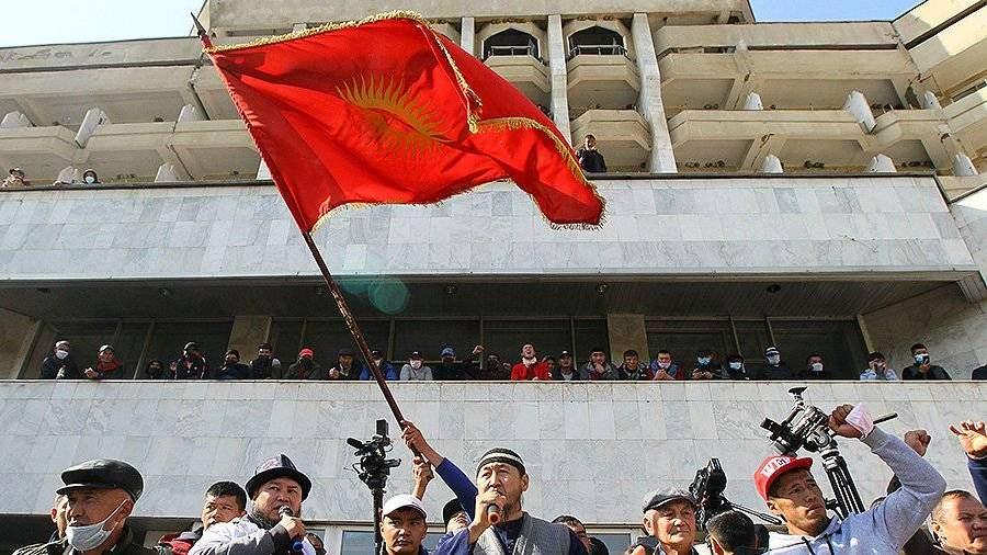 Назван срок проведения досрочных президентских выборов в Киргизии