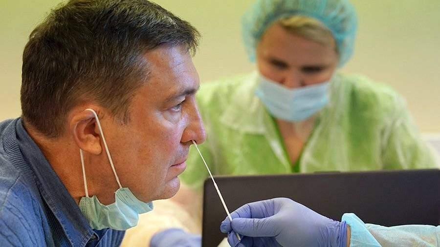 Врач назвал простой способ распознать зараженного коронавирусом | Новости |  Известия | 23.10.2020