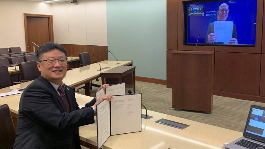 США и Канада подписали документ о сотрудничестве в сфере ядерной безопасности