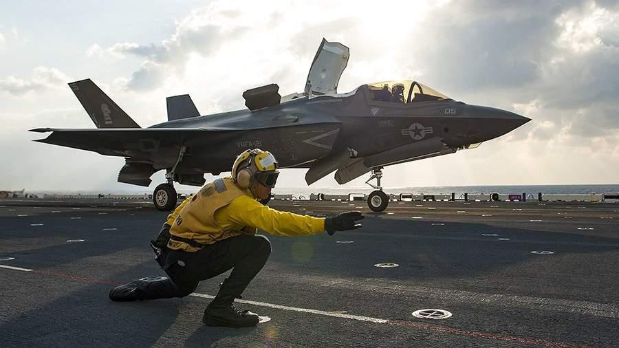 ВВС США негласно признали провал F-35