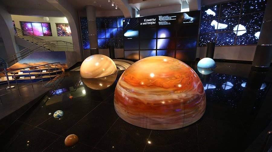 В Московском планетарии дали совет по наблюдению за затмением