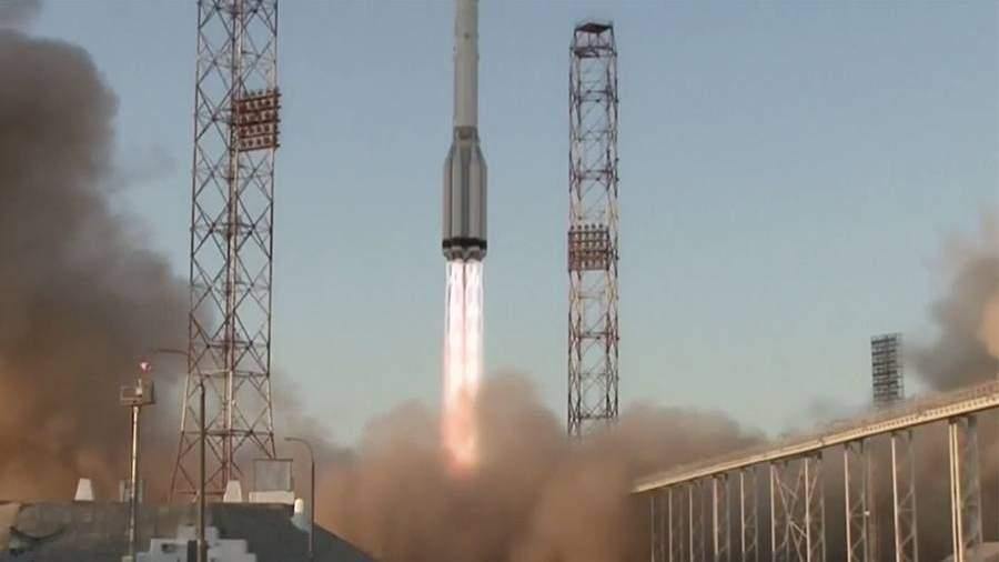 Модуль «Наука» выведен на околоземную орбиту