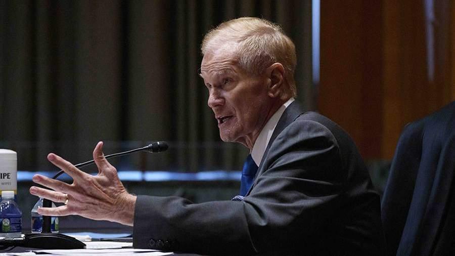Глава NASA заявил о гонке с КНР и сотрудничестве с Россией в космосе