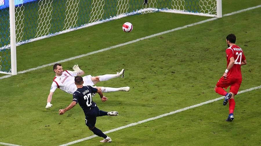 ФК «Сочи» одержал первую победу в своей истории в еврокубках