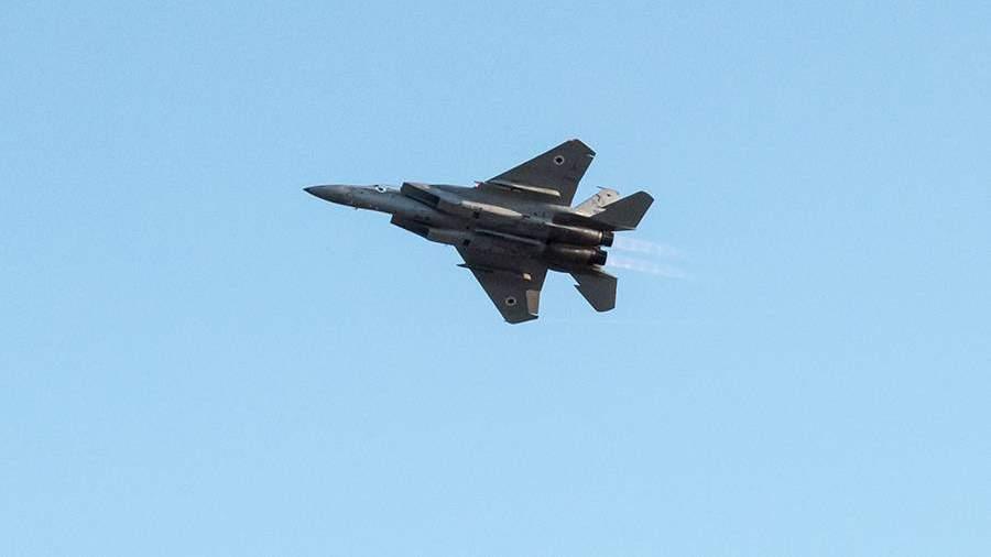 Железный купол ошибочно сбил БЛА Skylark и повредил истребитель F-15I ВВС
