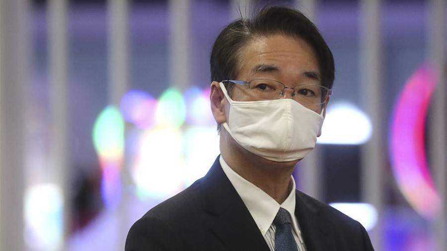 Посол Японии пожелал успеха российским спортсменам на Олимпиаде в Токио