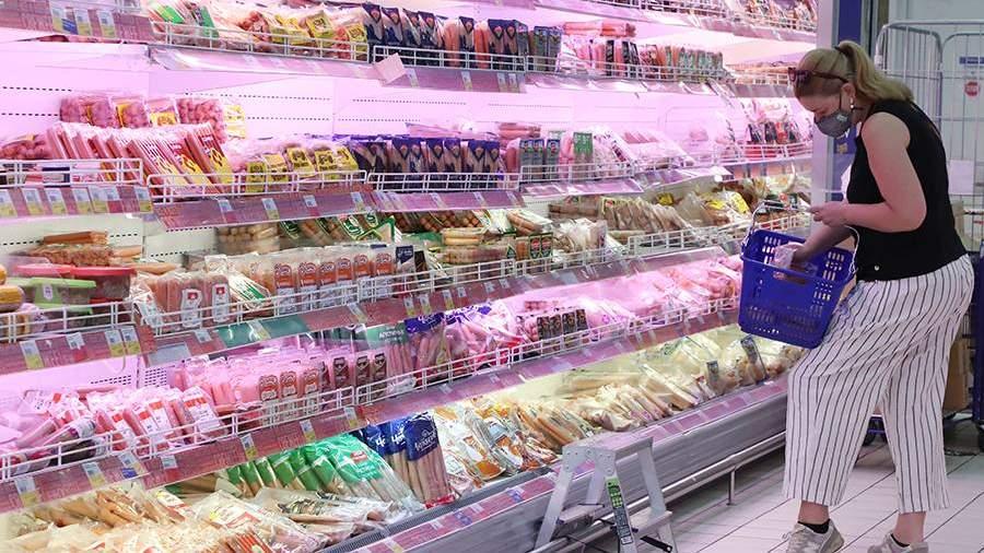 В Минпромторге опровергли данные о риске дефицита товаров в магазинах
