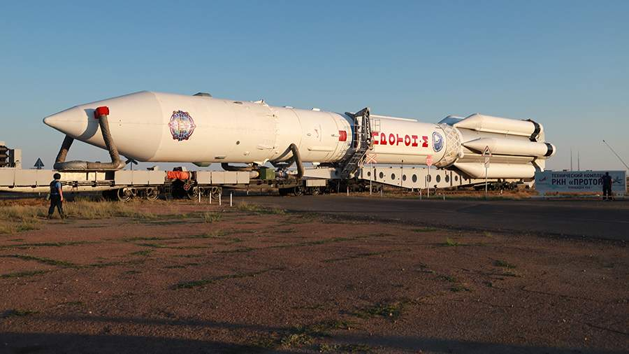 «Протон-М» с модулем «Наука» стартовал к МКС с космодрома Байконур