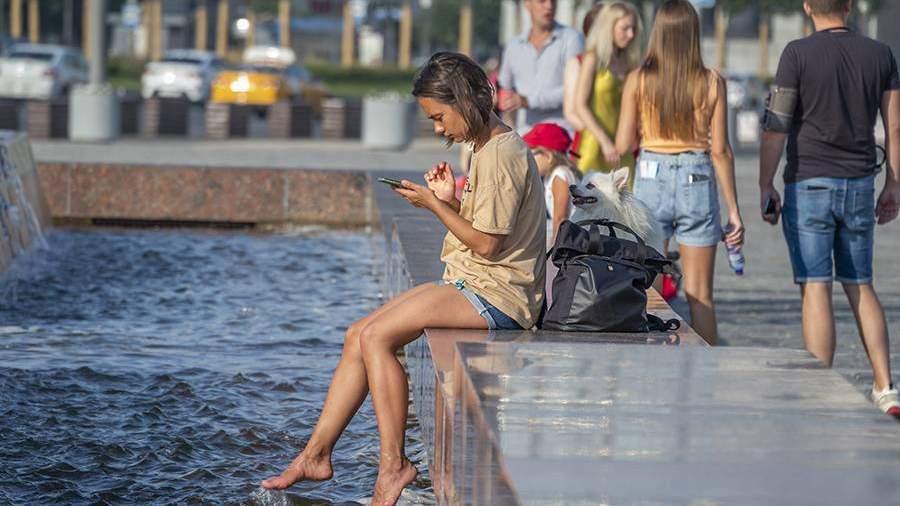 В Гидрометцентре рассказали о погоде в Москве 21 июля