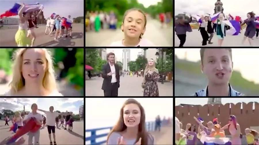 В поддержку российских спортсменов на Олимпиаде запустили музыкальный флешмоб