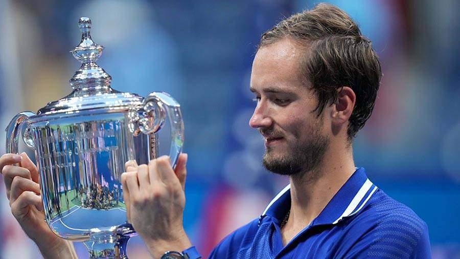 В Госдуме предложили представить теннисиста Медведева к госнаграде