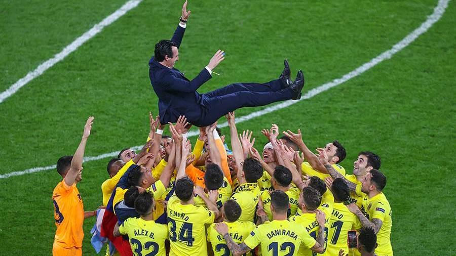 Гол Роналду помог «Манчестер Юнайтед» победить «Вильярреал»