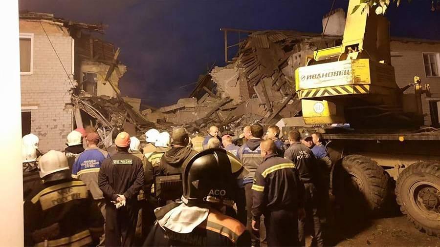 Власти сообщили о состоянии пострадавшей от взрыва газа в Ельце девочки