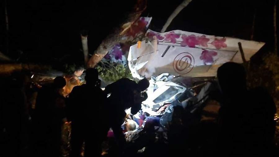 Эксперт допустил вероятность ошибки пилотов при крушении L-410