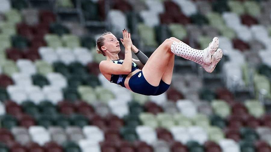 Ласицкене и Сидорова номинированы на звание легкоатлетки года в Европе