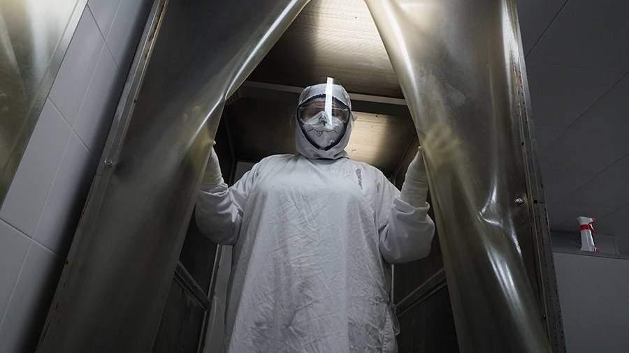 В России за сутки выявили более 22,4 тыс. новых случаев COVID-19