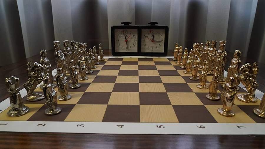 Российские шахматисты обыграли американцев и победили в онлайн-олимпиаде