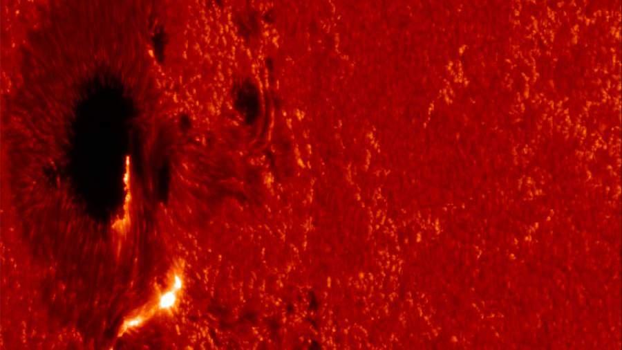 Ученые выявили две неизвестные супервспышки на Солнце