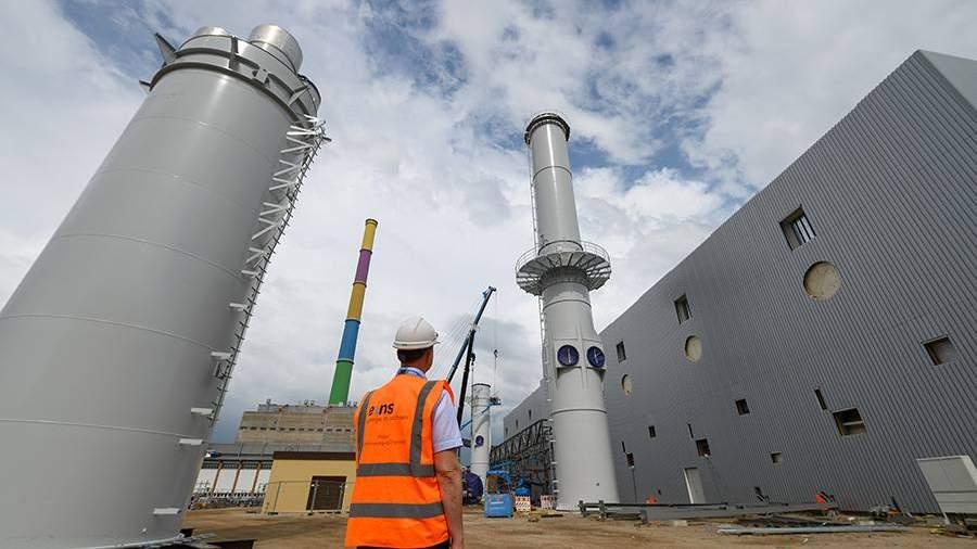 Поставщик газа из Германии расторг контракты из-за высоких цен