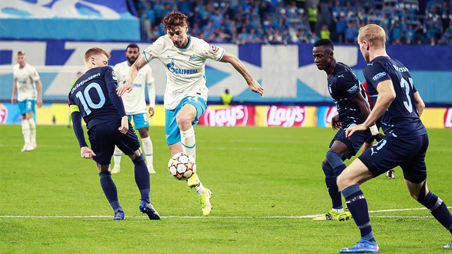 «Зенит» обыграл «Мальме» и прервал безвыигрышную серию в Лиге чемпионов