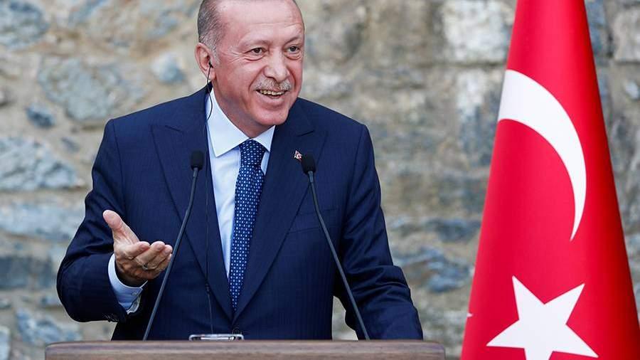 Эрдоган заявил об отсутствии у Совбеза ООН права решать судьбу человечества