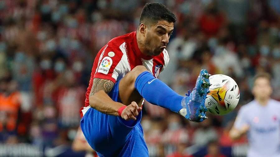 «Атлетико» победил «Барселону» со счетом 2:0