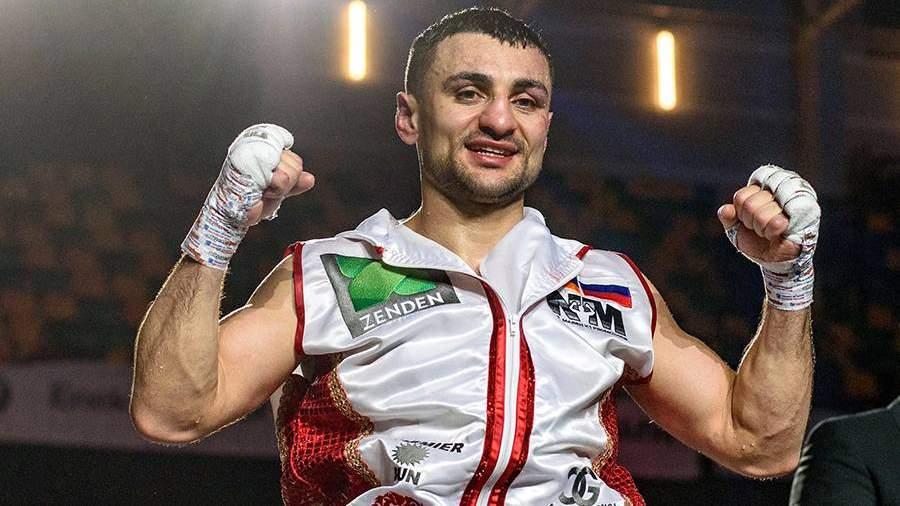 Россиянин Аванесян в четвертый раз защитил титул чемпиона Европы по боксу