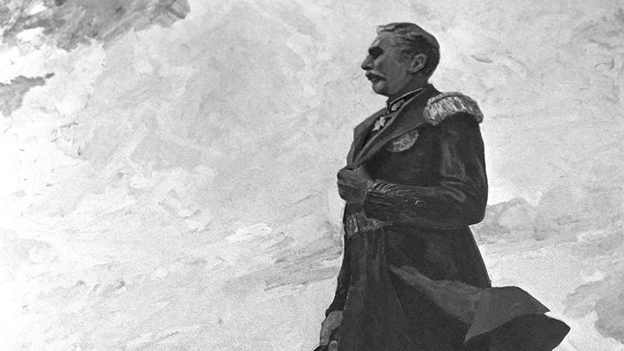 Адмирал Геннадий Невельской