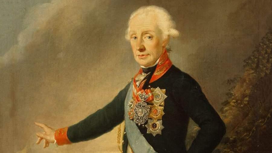 Александр Васильевич Суворов— русский полководец, основоположник отечественной военной теории, национальный герой России