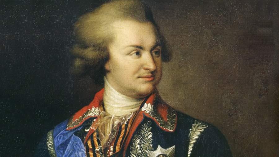 Григорий Александрович Потемкин-Таврический — русский государственный деятель, создатель Черноморского военного флота и его первый главноначальствующий, генерал-фельдмаршал