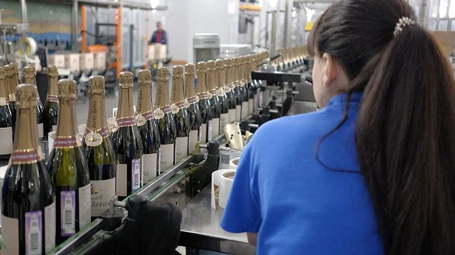 Производство шампанских вин «Абрау-Дюрсо»