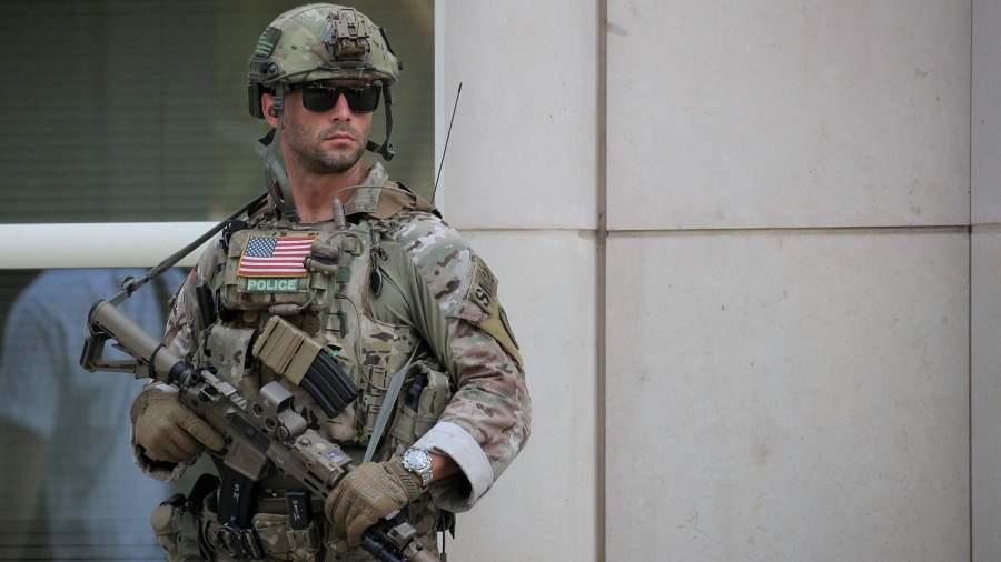 ОфицерСлужбы маршалов США