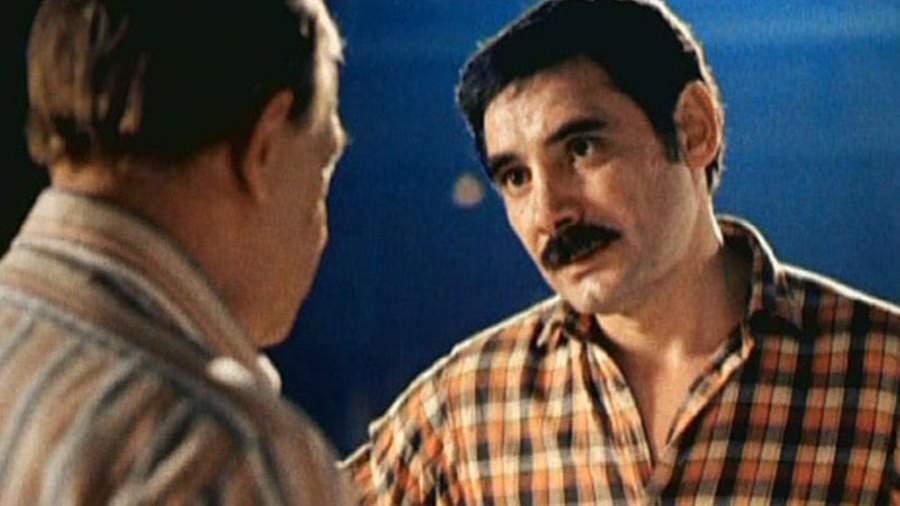 Кадр из фильма«Зимний вечер в Гаграх», 1985 г
