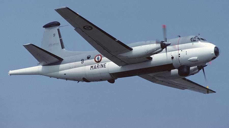 Breguet Atlantic - морской разведывательно-патрульный и противолодочный самолет ВВС Франции