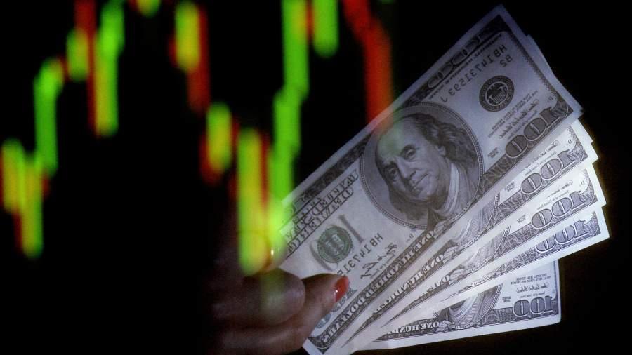 график и доллары
