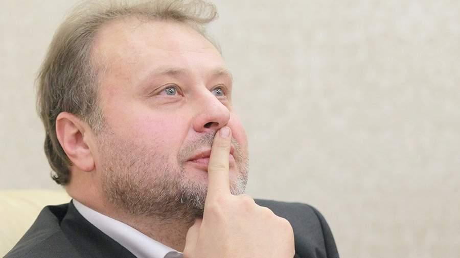 Бывший заместитель директора Федеральной службы исполнения наказаний (ФСИН) Олег Коршунов