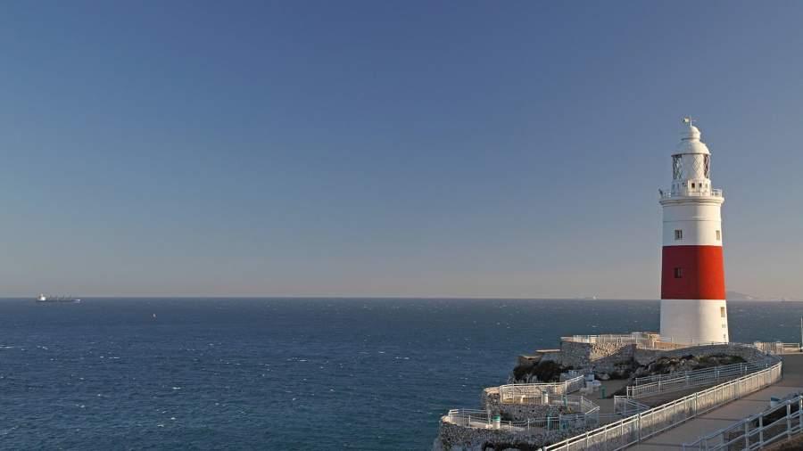Гибралтарский маяк