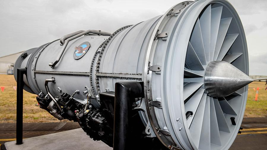 Авиационныйтурбореактивныйдвигатель Pratt & Whitney F135