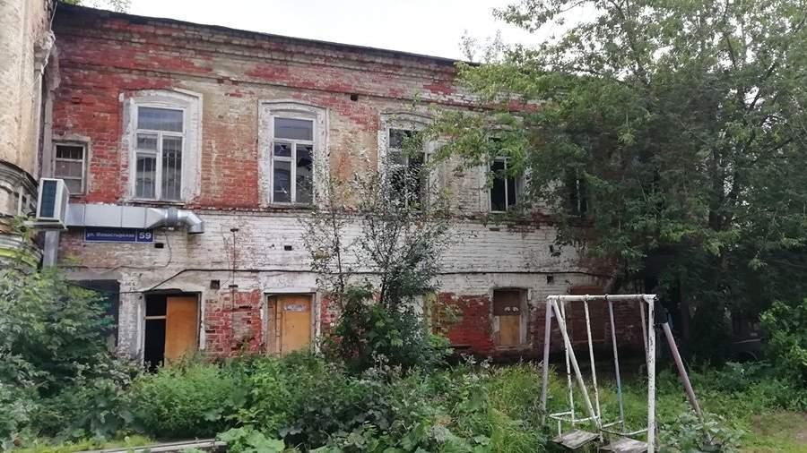 Пристройка к дому М. М. Камчатова