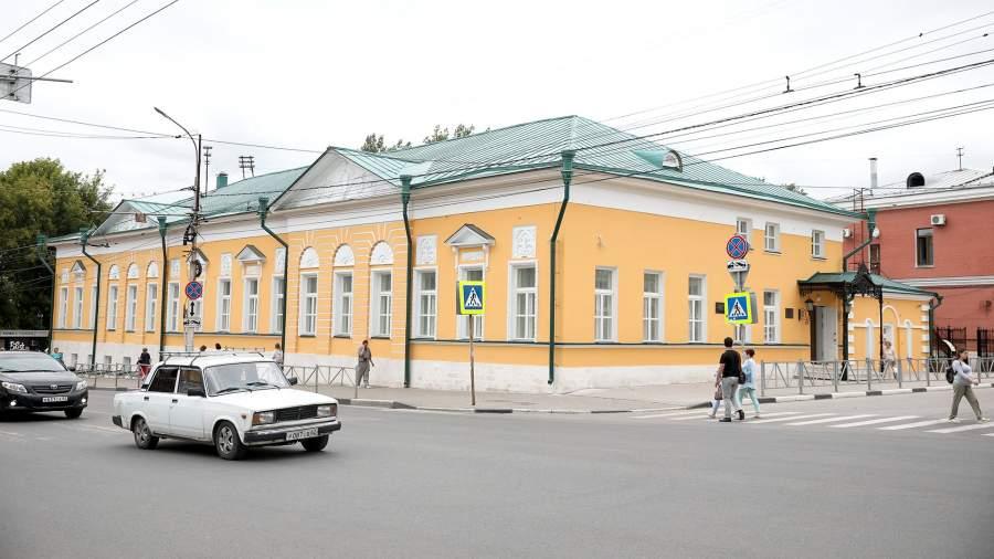 Музейный центр имени Александра Солженицына в домеСалтыкова-Щедрина