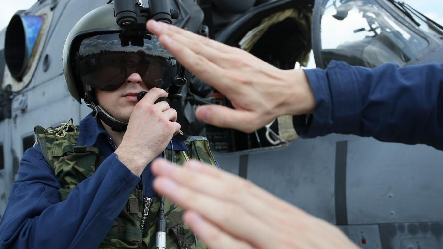 Подготовка пилота