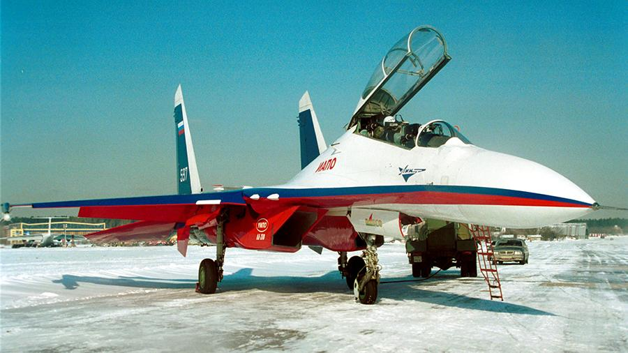 Су-27УБ