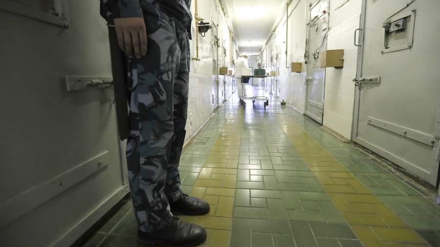 колония тюрьма осужденный